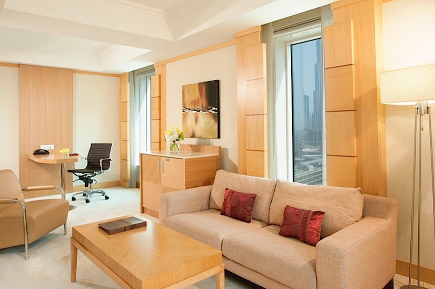 Deluxe Two-Bedroom Suite at Carlton Downtown in Dubai